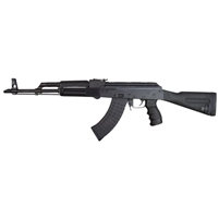 "PIONEER ARMS AK-47 RIFLE - BLACK | 7.62X39 | 16"" BARREL 