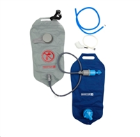 SAWYER COMPLETE 4 LITER GRAVITY WATER PURIFICATION AND HYDRATION SYSTEM