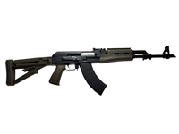 ZASTAVA ZPAPM70 ZR7762WM SEMI-AUTOMATIC SPORTING RIFLE - ARCHANGEL OLIVE GREEN FURNITURE SET