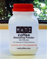 Mati Coffee Home Descaler & Cleaning Powder - Single Use