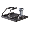 Tamping Mat with Stainless Steel Filterholder Stand