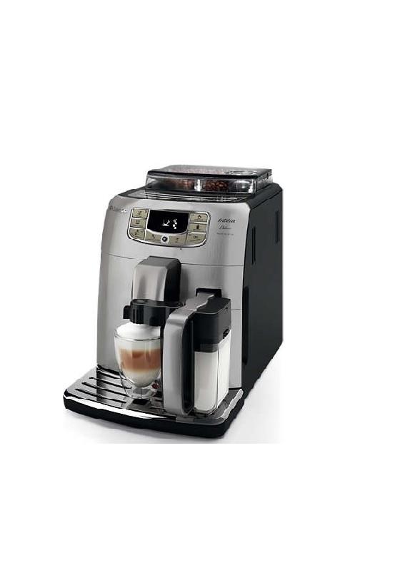New Saeco Intelia DeLuxe Superautomatic V2 Philips Espresso Machine