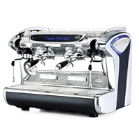 Faema Emblema A Tall + Turbo 2 Group Traditional Espresso Coffee Machine