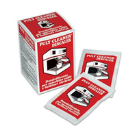 Puly Caff Cleaner Espresso Machine Cleaner Descaler - Box of 10 / 30 g packets