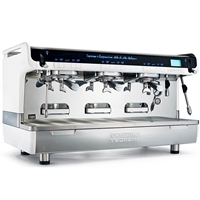 Faema Teorema A Tall Milk4 Turbo 3 Group Traditional Espresso Coffee Machines