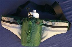 Ireland water bottle waist belt embroidered