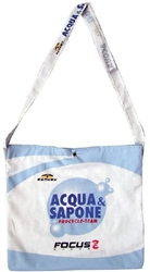 Cycling Feed Bag Musette Acqua & Sapone 2012 Retro Race Pro Tote