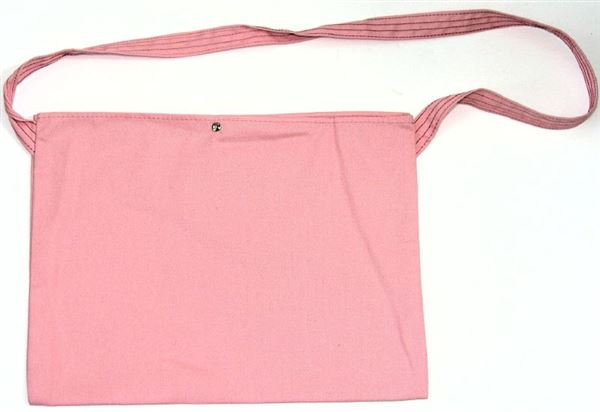 Cycling Feed Bag Musette Pink Blank Promotion Tote