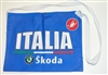 Cycling Feed Bag Musette Skoda Italia BLUE Castelli Tote