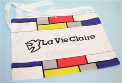 La Vie Claire Cycling Feed Bag Musette Race Pro Tote