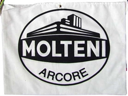 Cycling Feed Bag Musette Molteni Arcore World Champion Tote