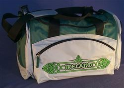 Irish National Team embroidered sport gym bag Ireland