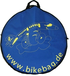 bikebag.com bicycle wheelbag  cover with no padding.