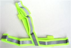 Reflective Sash belt 42 inches