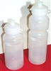 Clear 28oz.(0.8lt) bike bottle