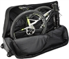 B&W Hybrid Bike transport bag case, 4 wheels, bikebag.com