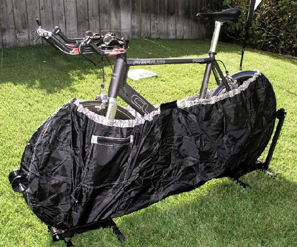 Bicycle Mud and Dirt Cover bike.tub bike garage storage tarp