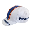 Panasonic white Pro Team Cycling Cap