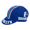 Brooklyn Blue Retro chewing gum pro cycling cap classic