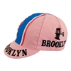 Brooklyn pink NY chewing gum pro cycling cap classic