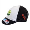 Jusfit Belgium Pro Team Cotton Cycling Cap
