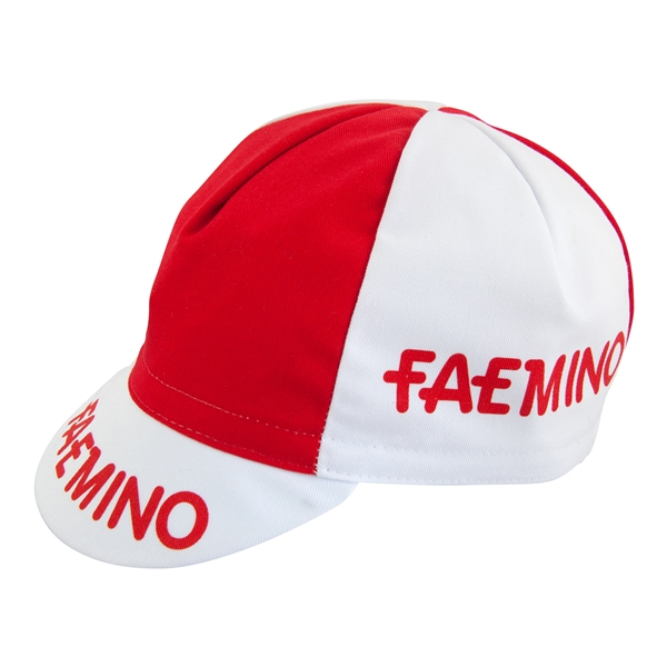 Faemino Le Coq Retro Pro Team Cycling Cap