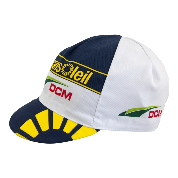 Vacansoleil Pro Team Cotton Cycling Cap