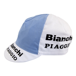 Bianchi Piaggio retro Italy 1982 Pro Cycling Cotton Cap