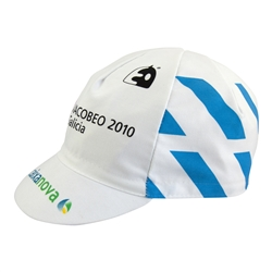 Xacobea Galacia Elite pro cycling cotton team cap
