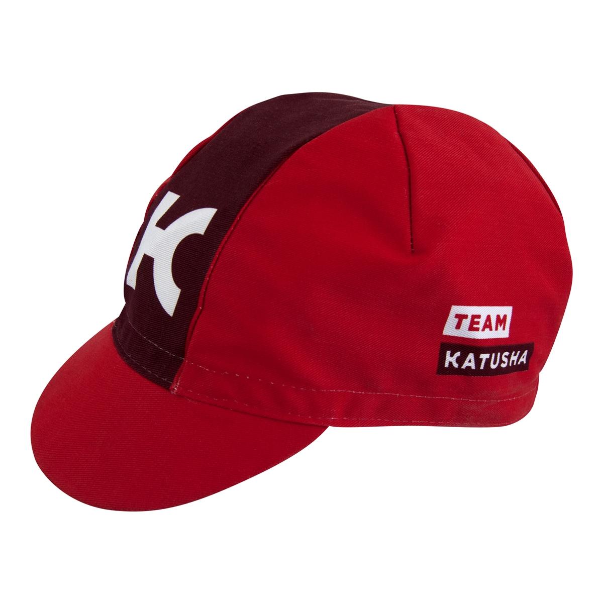 KATUSHA Itera Canyon Cycling Cap Cotton Russian Pro Racing Team 2016 fc2f2b467