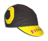 Direct Energie Vendee BJORKA Cycling Cap 2018 Pro Team Made in Italy Black…
