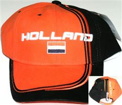 WC Holland Cap