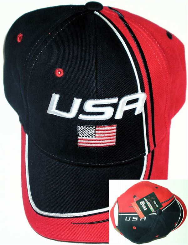 WC USA Cap