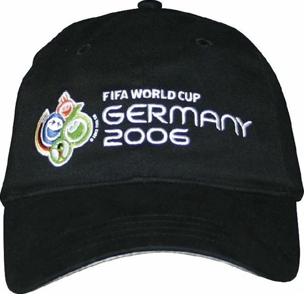 WC FIFA Cap Black