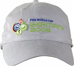 WC FIFA Cap Grey