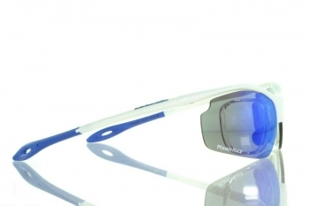Apache RX Prescription Sunglasses Dolce Vita White Blue