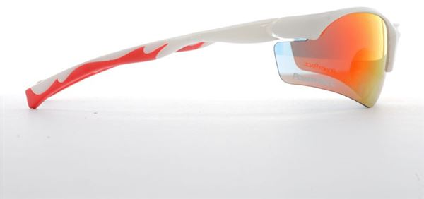 Stealth White Red photochromatic Sunglasses 3 lens case ANSI Z87.1