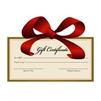 Gift Certificate (any value)