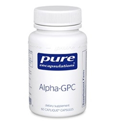 Alpha-GPC 120 Count
