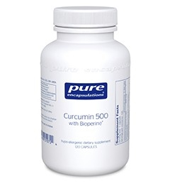 Curcumin 500 with Bioperine 120 Count