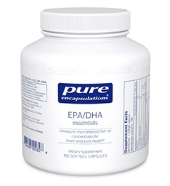 EPA/DHA Essentials 180 Count