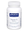 Vitamin D3 5000 IU 120 Count