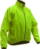 Polaris Hi Viz reflective light weight windproof jacket YELLOW, S-XL