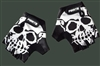 Pirate G gloves Black short Amara