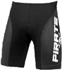 Pirate Cycling Shorts, BLACK STANDARD, XS-XL