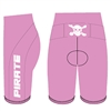 Pirate Cycling Shorts, PINK STANDARD, XS-XXL