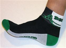 Irish National Cycling Team Coolmax Socks, M,L