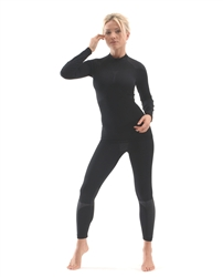 Women's Platinum Long Shirt Base Layer underwear TESS