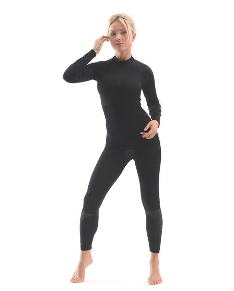 Women's Platinum Long Tight Base Layer underwear TESS