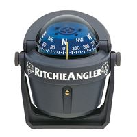 "Ritchie Compasses Ra-91 Compass Bracket Mount 2.75"" Dial Grey"
